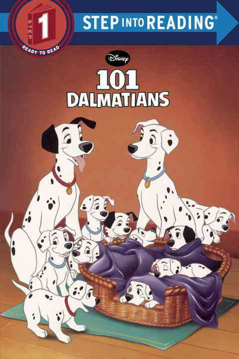 101 Dalmatians Step into Reading Book By Bobowicz, Pamela/ RH Disney (COR)