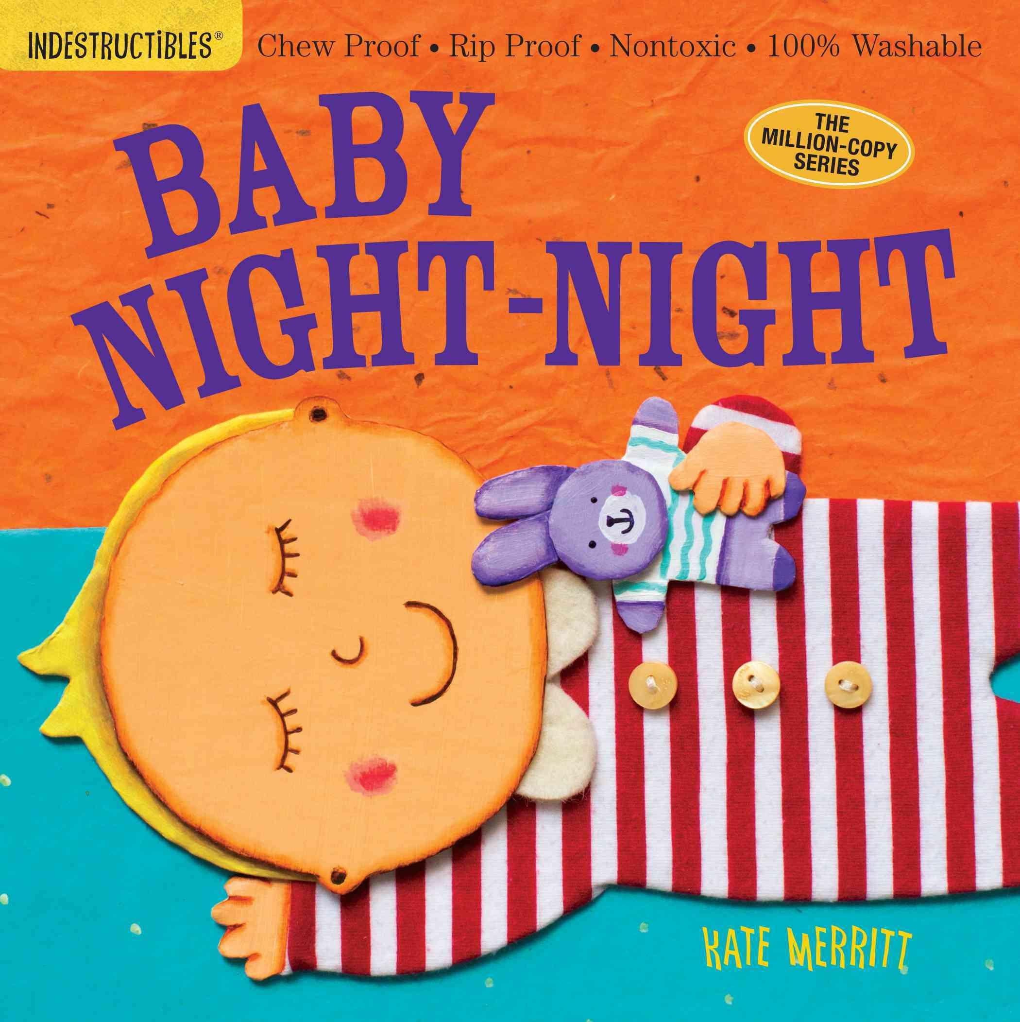 Baby Night-Night By Merritt, Kate (COR)/ Pixton, Amy