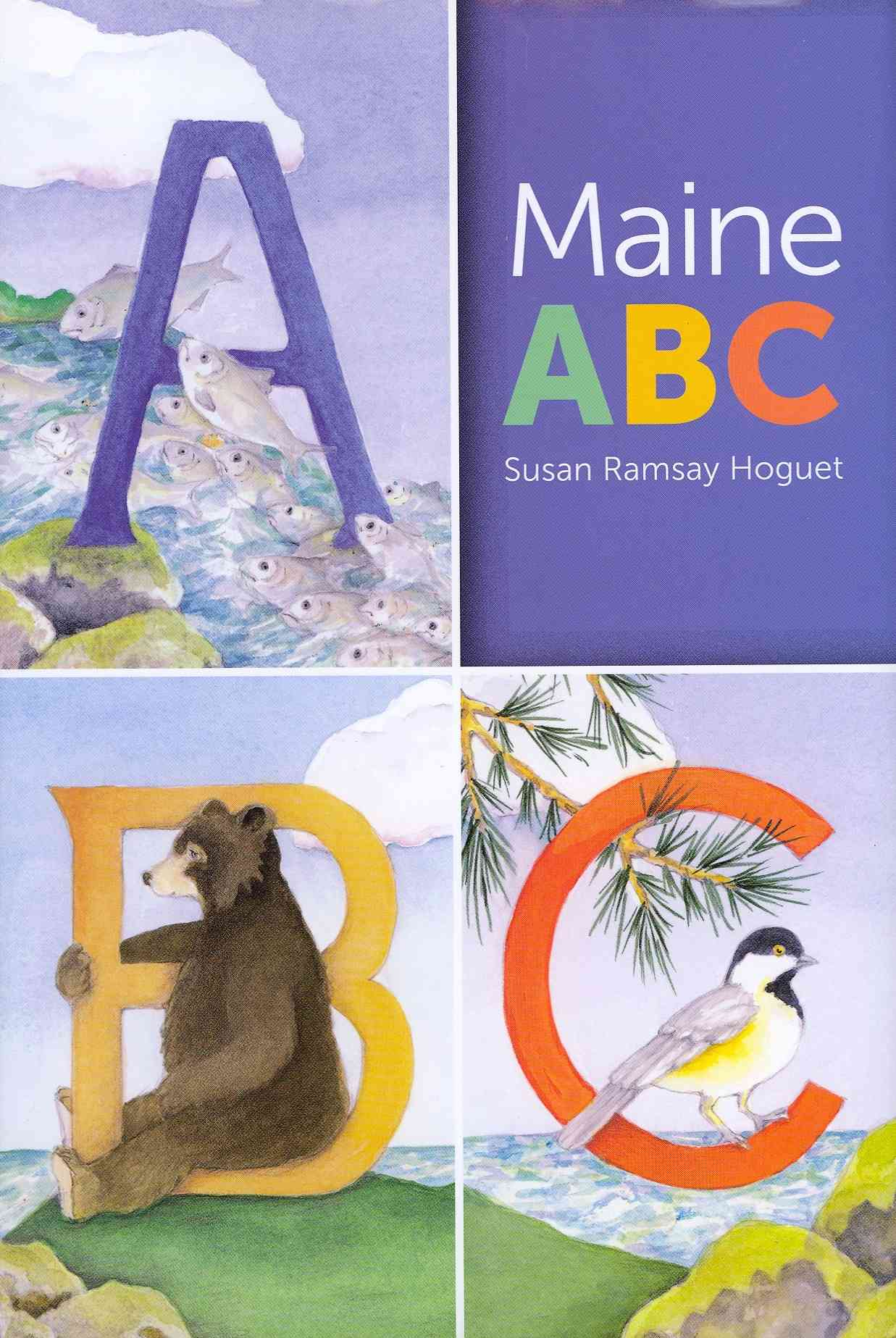 Maine ABC By Hoguet, Susan Ramsay
